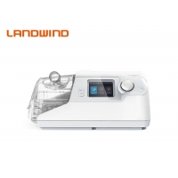Quality Cpap Positive Pressure BIPAPS Night Breathing Machine for sale