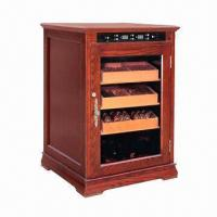 Quality Factory Direct Cigar Display Humidor, Cabinet Electric Cigar Cabinet for sale