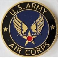 Quality Collectable Military Challenge Coins , US Air Force Challenge Coins OEM / ODM for sale