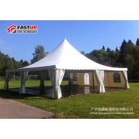 Quality Modular Design Custom Event Tents With PVC Coated Polyester Fabric Cover for sale