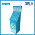 Quality light bulb cardboard display for sale