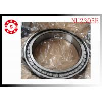 Quality NU 2305 E Cylindrical Roller  Bearings Timken  High Accuracy  Low Noise for sale