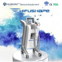 Quality Latest HIFUSHAPE machine for fast body shape / fat ultrasound for sale