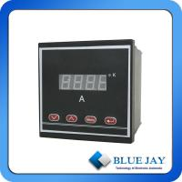 Quality 380V 5A Panel Meter LED Display Digital Single-phase Current Meter Ampere Meter With RS485 for sale