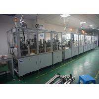 High Efficiency Valve Assembly Machine Automatic Unloading For Valve Mouth Industry