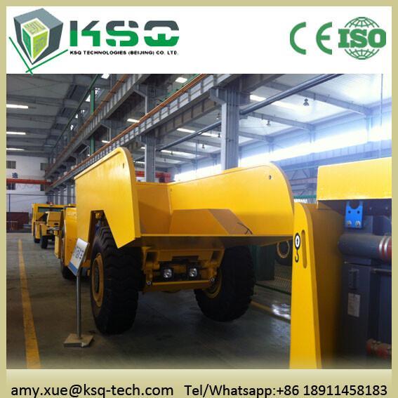 Buy 12 Ton 6 m3 Capacity Heavy Duty Dump Truck Underground Construction at wholesale prices