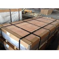 Quality Hot Rolled / Cold Rolled Polished Aluminium Sheet In Different Series for sale