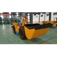 Quality 1.5 cubic meter LHD Underground Mining Vehicles Scooptram for tunneling project for sale
