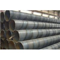 Quality Spiral Welded Steel Pipe API 5L Standard ASTM Spiral Submerged Arc Welded Pipe for sale