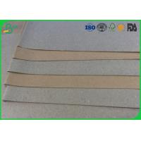 Quality Recycled Pulp Brown Test Liner Board 787mm 889mm For Making Gift Bags for sale