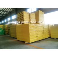 Quality CFC / HCFC / HFC Free CO2 Extruded Polystyrene Insulated Sheet for Building Insulation for sale