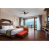 Buy cheap OEM Contemporary Bedroom Furniture Sets Rosewood , Ebony , Teak Veneer from wholesalers