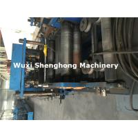 China Semi Automatic ZUC Hat Profile Purlin Roll Forming Machine With CE / SGS / ISO on sale