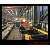 Quality H Beam Track Welding H Beam Assembly Machine High Efficient For H Beam Fabrication for sale