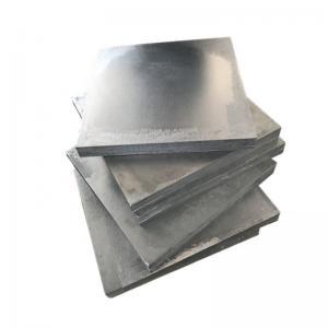 China 65HRC Hardness 300*300*12mm 150J/Cm2 Bimetallic Bucket Wear Plates on sale
