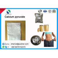 Quality Effect fat loss steroids calcium pyruvate for nutrition and dietary supplement CAS 52009-14-0 for sale