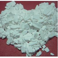 Quality calcium chloride flake 77%min for sale