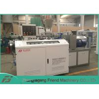 Quality Double Screw 22kw WPC Profile Extrusion Line Easy Assembly / Disassembly for sale