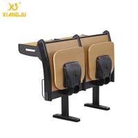 Quality Metal frame Plywood College Student Desk And Chair Set 5 Years Guarantee for sale