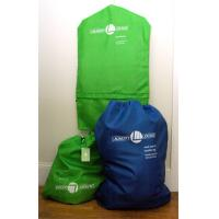 Quality nonwoven garment bag and Laundry bag optional use for sale