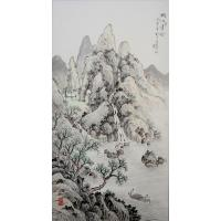 Quality China characters painting wall art painting for sale