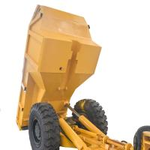 Quality Coal Mining Electric Low Profile Dump Trucks 10ton-20ton Hydrostatic Transmission for sale
