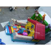 Buy cheap inflatable farm animals , inflatable farm bounce house , inflatable playground balloon from wholesalers