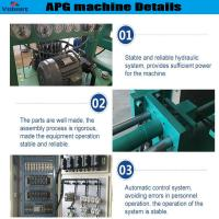 apg epoxy resin mould epoxy resin injection mould epoxy pressuring machine