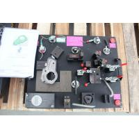 Quality Black Oxidation Tooling Fixture Components Board Fixed Sheet Metal Parts for sale