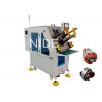 Buy Automatic Stator Coil Inserting Machine For Air Conditioner , Washing Machine Motor at wholesale prices