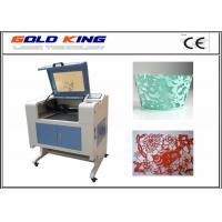 Quality Hot sale GK-1390 9060 Co2 3d fabric wood acrylic laser engraving machine price for sale
