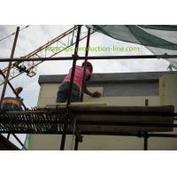 Quality B2 Grade Blue 400Kpa Extruded Polystyrene Foam Board for Logistic Truck for sale