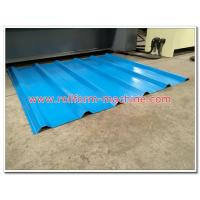 Corrugated Steel & Aluminium Roofing Sheet Cutting Machine With Electric PLC