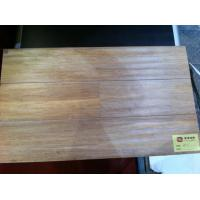 Quality Antique hardwood flooring made by bamboo with lacquer surface for sale
