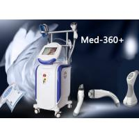 China Fat Freezing Cryolipolysis Body Sculpting Machine Body Slimming Cryolipolysis Vacuum RF on sale