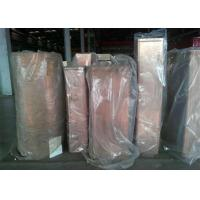 Buy copper mould tube for arc steel billet continuous casting machine at wholesale prices