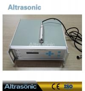China 200W Ultrasonic Plastic Welding Machine , Memory Card / IC Card Inlay Equipemnt on sale