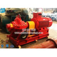 Quality Superior Grade Horizontal Electric Start Fire Fighting Pump UL And FM Certification for sale