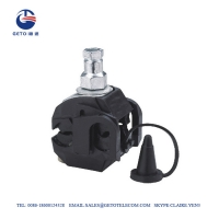 Quality 1KV Low Voltage ABC 240sqmm Insulation Piercing Connector , Self Piercing Tap Connectors for sale