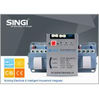 Buy Low voltage air circuit breaker , 3 / 4pole 63A miniature circuit breaker at wholesale prices