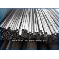 Quality ASTM A312 Annealed And Pickled Industrial Seamless Steel Tube 6M Length for sale