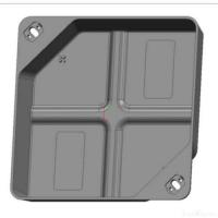 Buy cheap Smc Recessed Manhole Cover/high Quality/en124 Certified/moulding from wholesalers