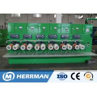 Quality Horizontal / Vertical Wire And Cable Machinery , Copper Wire Enamelling Machine for sale