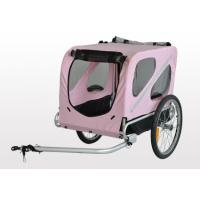 Quality BT32 Sporty bicycle trailer designed for dogs up to 100 pounds Bicycle Pet Trailer for sale