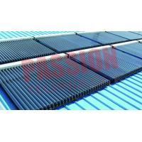 Quality Big Capacity Vacuum Tube Thermal Solar Collector High Density 25 / 50 Tubes for sale