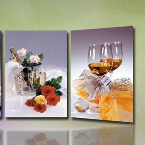 Quality wholesale custom design flip effect printed animal 3d lenticular sheet-3d lenticular picture 3D flip printing christmas for sale