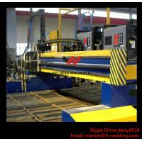 Quality Industrial CNC Cutting Machine Flame / Plasma With American Hypertherm DEGD System for sale