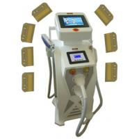 Quality New design 4S multiple 2 display Beauty Machine-IPL&RF&E-light&Nd:YAG laser system for sale