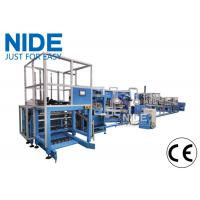 Buy High Automation Motor Stator Rotor Assembly Line  Stator Winding Machine at wholesale prices