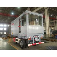 Buy 4 Decks Sieving Layer Mobile Asphalt Mixing Plant Vibrator 130t/H Screen Capacity at wholesale prices